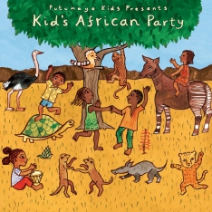 Putumayo kids presents: Kid's African Party